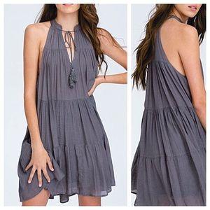 Dresses & Skirts - Boho Tassel Dress